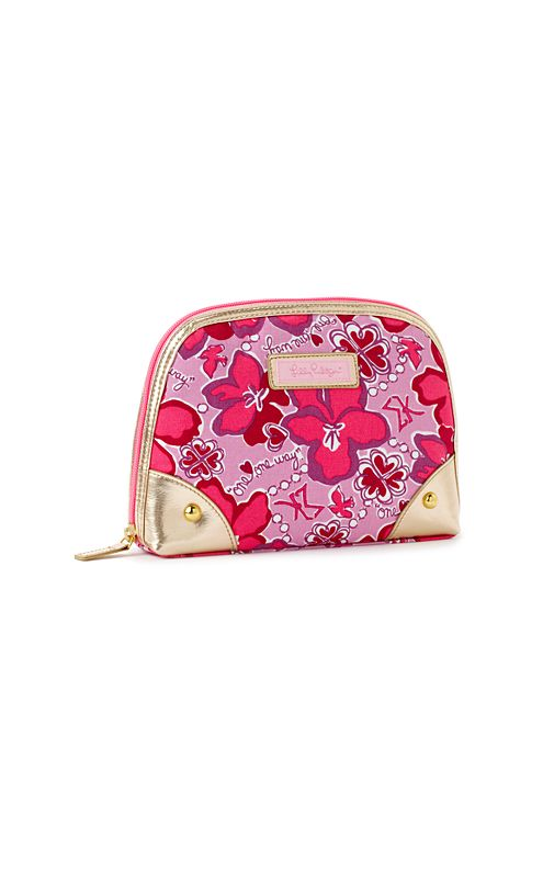 Zippity-do Makeup Bag- Sigma Kappa