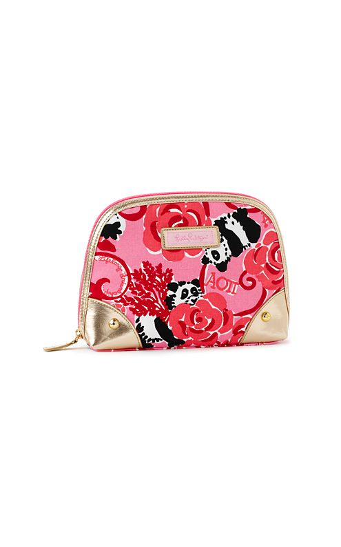 Zippity-do Makeup Bag- Alpha Omicron Pi