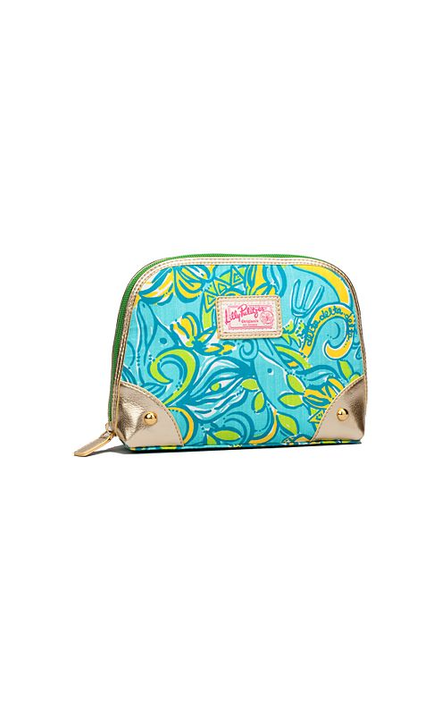 Zippity-do Makeup Bag- Delta Delta Delta