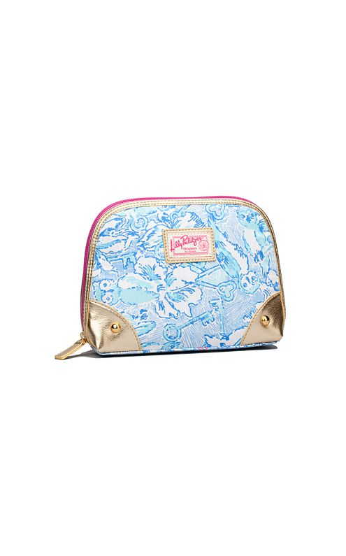 Zippity-do Makeup Bag- Kappa Kappa Gamma