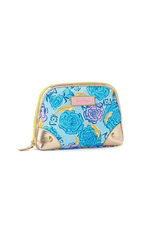 Zippity-do Makeup Bag- Alpha Xi Delta