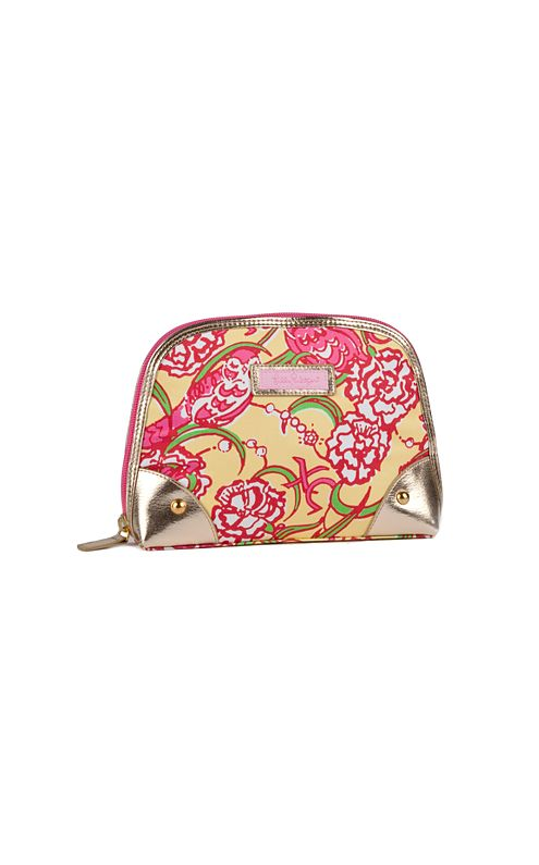 Zippity-do Makeup Bag- Chi Omega