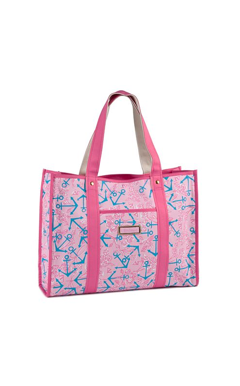 The Original Tote- Delta Gamma