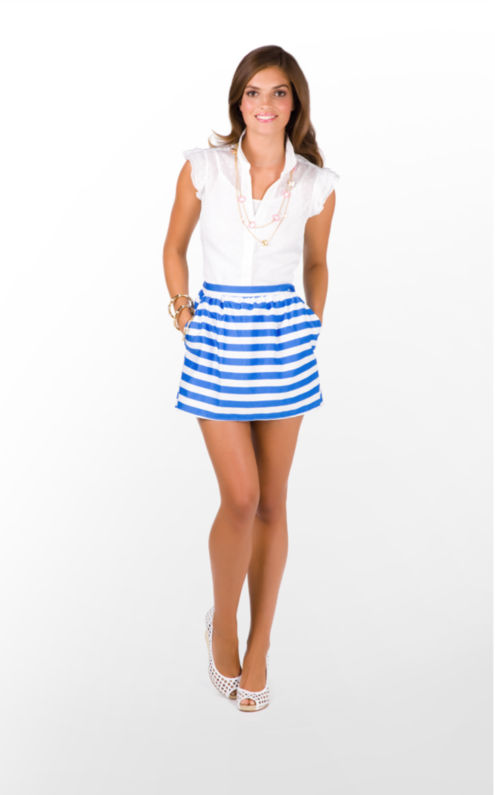 Mimosa Skirt
