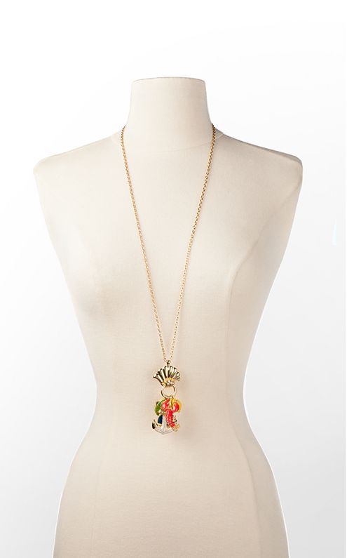 FINAL SALE - Summer Classic Charm Necklace