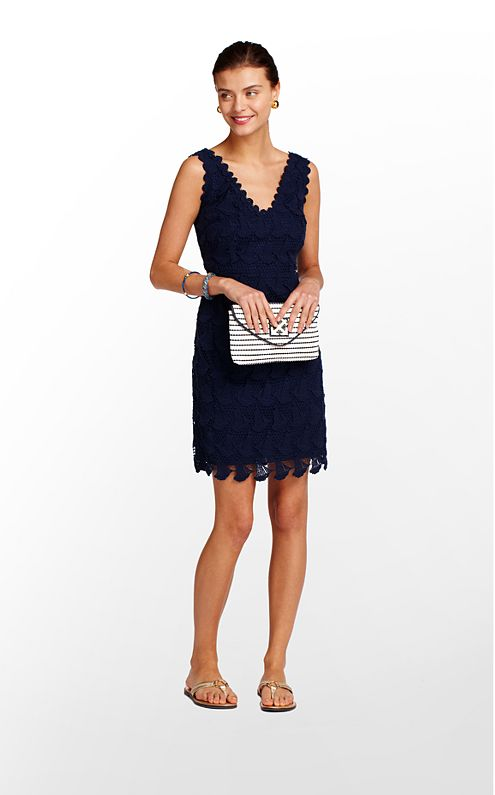 FINAL SALE - Reeve Dress Lace