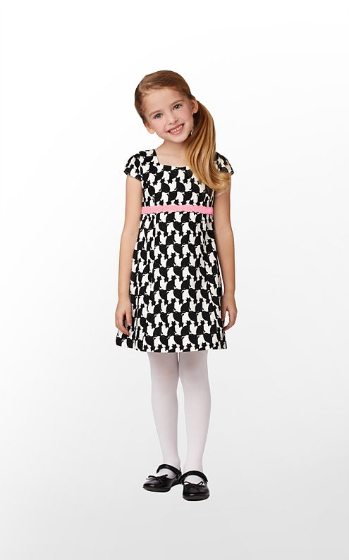 FINAL SALE - Little Cerise Dress