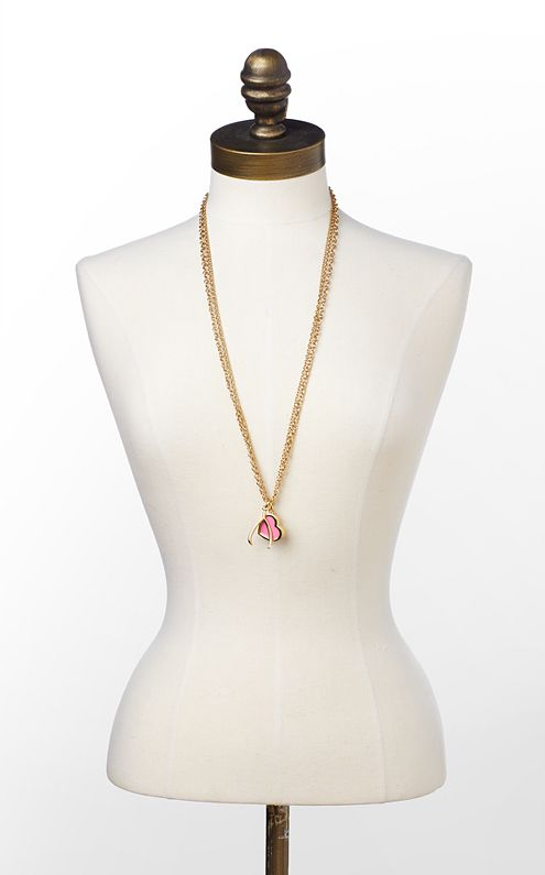 FINAL SALE - Triple Chain Necklace