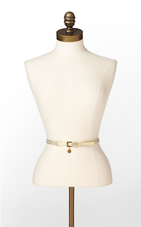 FINAL SALE - Charmed Belt Braided