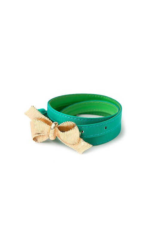 FINAL SALE - Critter Belt Bow Grosgrain