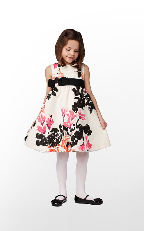 FINAL SALE - Little Amberly Dress