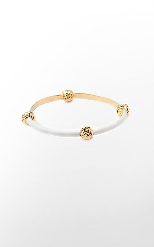 FINAL SALE - Knotty Bangle