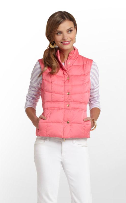 Lauren Puffer Vest