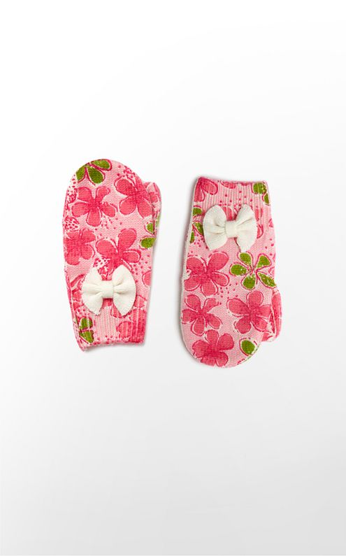 Girls Mini Toasty Mittens