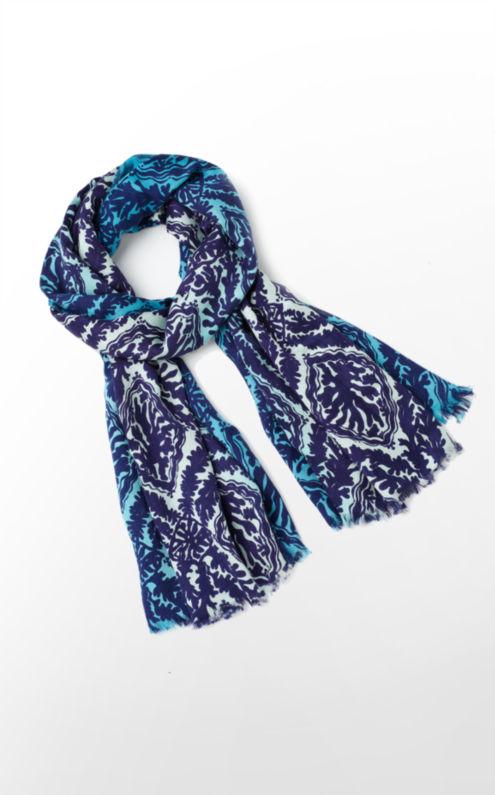 Sloane Scarf Satin Weave