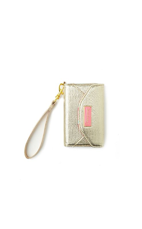 Ring Me Up Wristlet Canvas