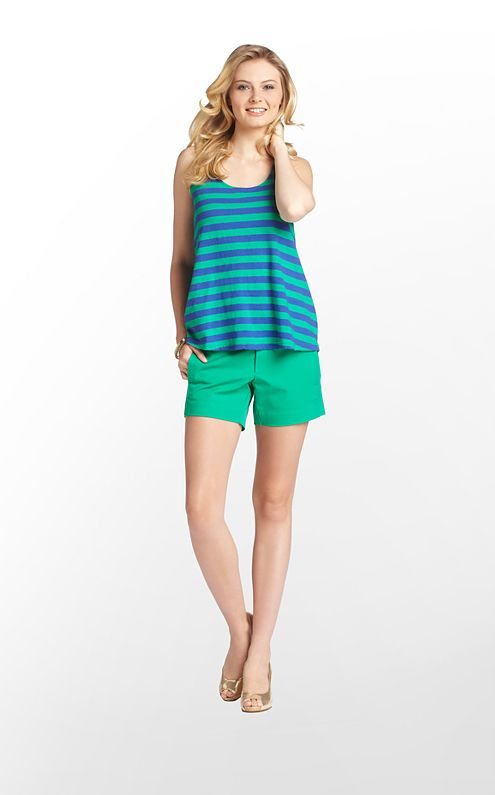 FINAL SALE - Hart Top Stripe