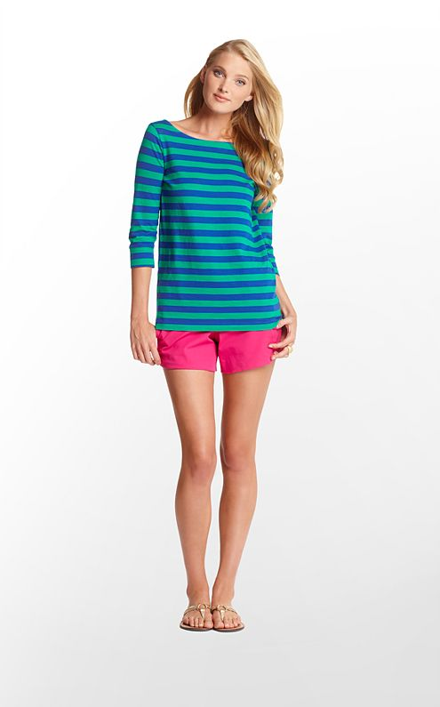 FINAL SALE - Cassie Top Stripe