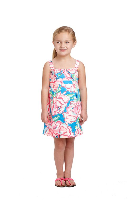 Little Leandra Dress