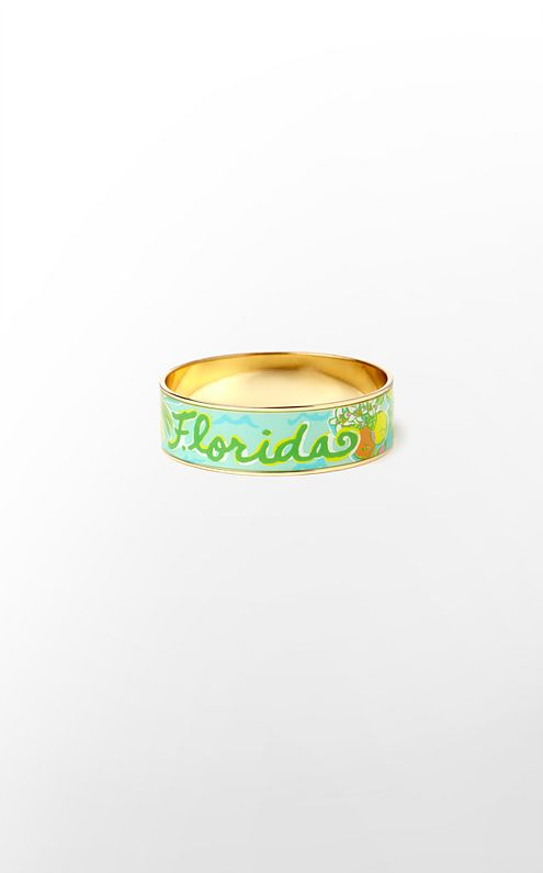 Photodome Bangle - Florida