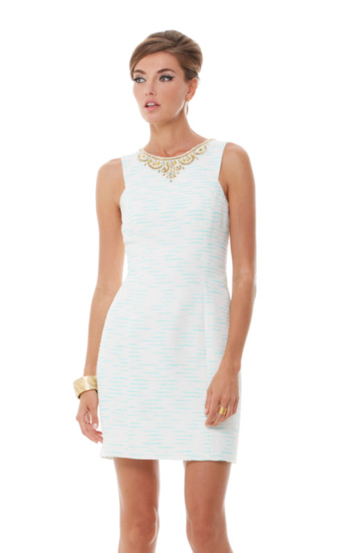 Charlton Sheath Dress