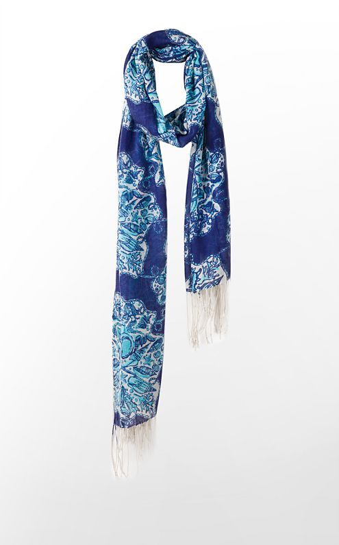 FINAL SALE - Murfee Scarf - Hey Sailor