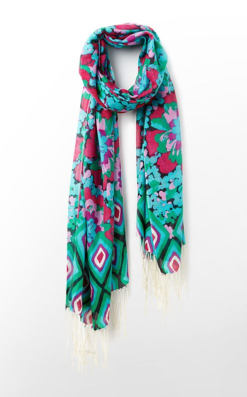 FINAL SALE - Murfee Scarf - Diamond in the Rough