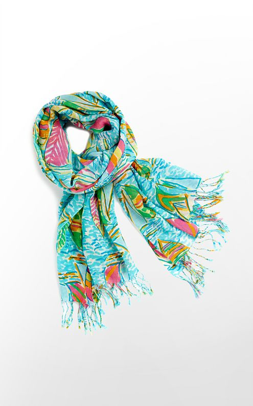 Murfee Scarf - You Gotta Regatta