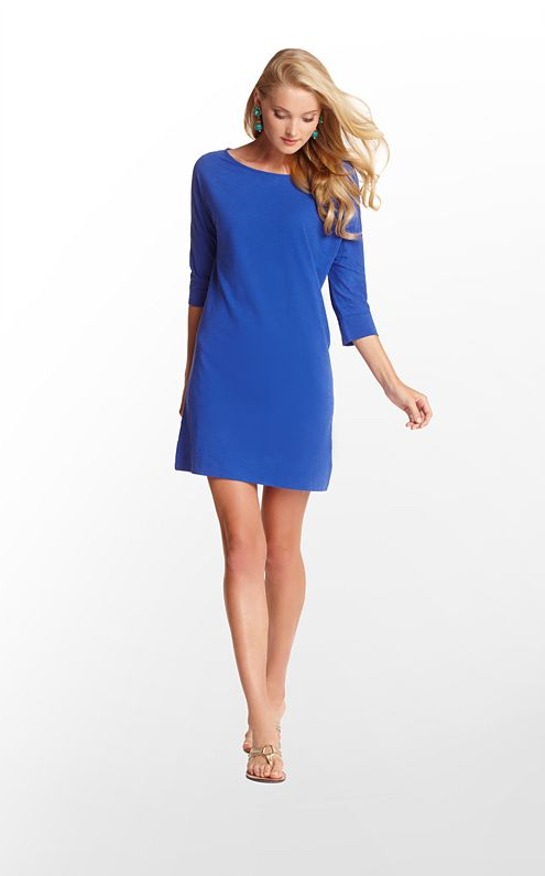FINAL SALE - Cassie Dress Slub