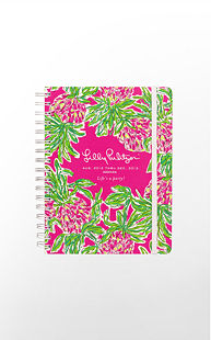 FINAL SALE - 2013 Soft Cover Agenda at Lilly Pulitzer