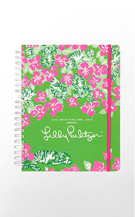 FINAL SALE - 2013 Jumbo Agenda at Lilly Pulitzer