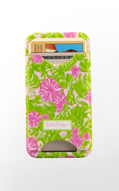 iPhone 4 Case with Card Slots