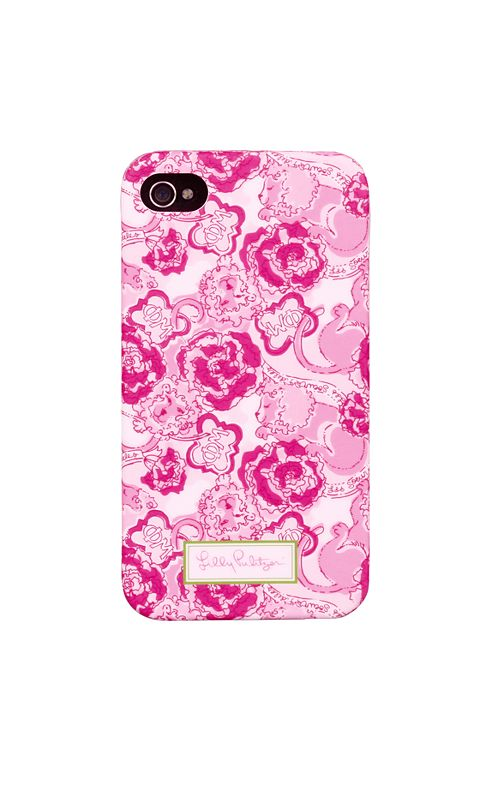 iPhone 4/4s Cover- Phi Mu