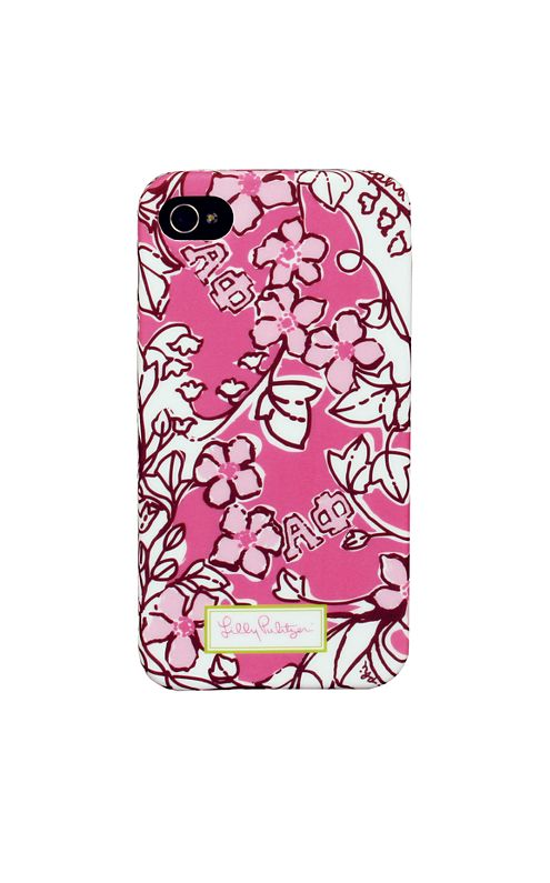 iPhone 4/4s Cover- Alpha Phi