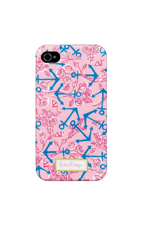iPhone 4/4s Cover- Delta Gamma