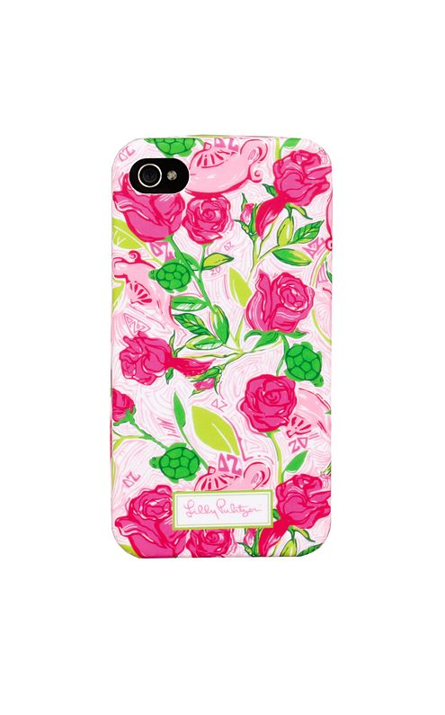 iPhone 4/4s Cover- Delta Zeta