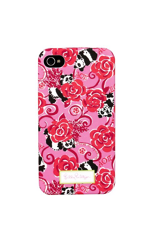 iPhone 4/4s Cover- Alpha Omicron Pi
