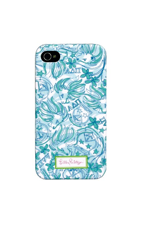 iPhone 4/4s Cover- Alpha Delta Pi