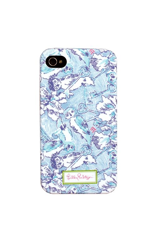 iPhone 4/4s Cover- Kappa Kappa Gamma