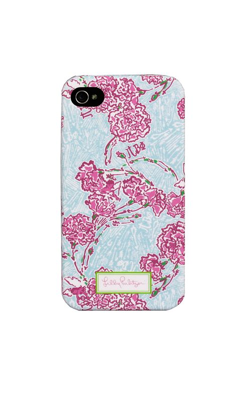 iPhone 4/4s Cover- Pi Beta Phi