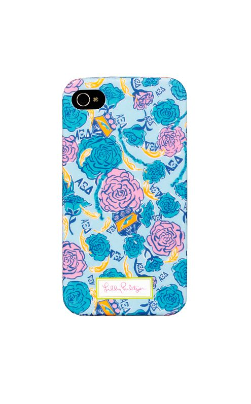 iPhone 4/4s Cover- Alpha Xi Delta
