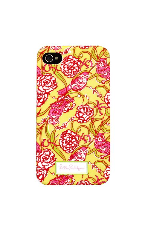 iPhone 4/4s Cover- Chi Omega