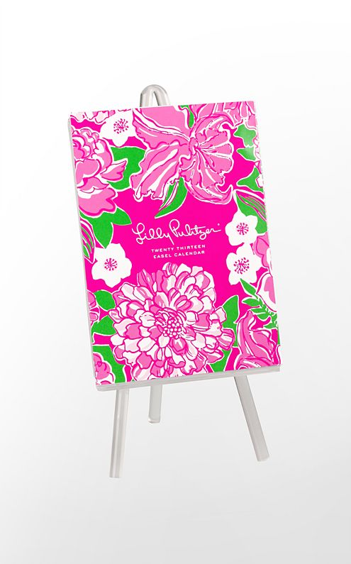 FINAL SALE - 2013 Desk Calendar with Easel