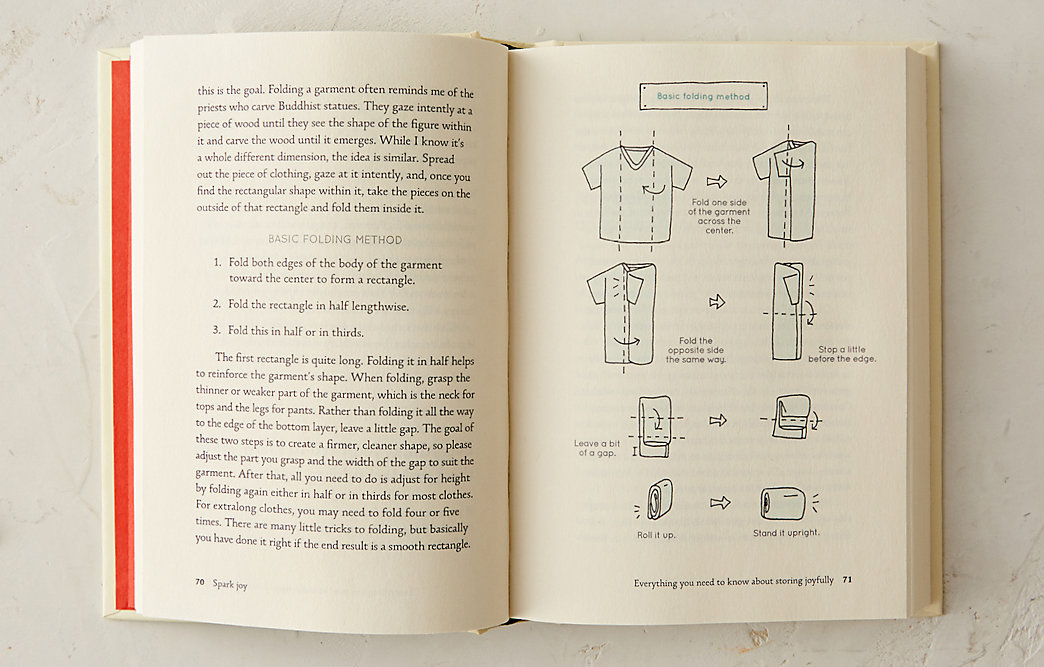 Tidying Up With Marie Kondo The Blog At Terrain