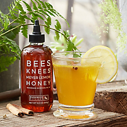 A Honey Lemon Winter Tonic