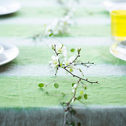 How-To: A Winter Branch Garland