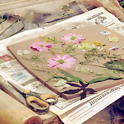 Artist at Work: Three Wheel Studio