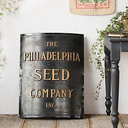Garden History: The Philadelphia Seed Company