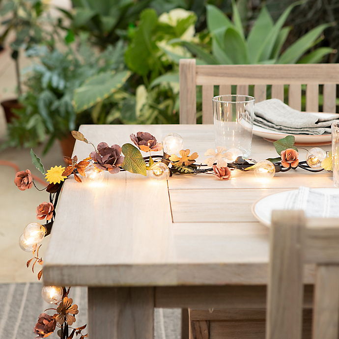 How To: The Garden Party Garland