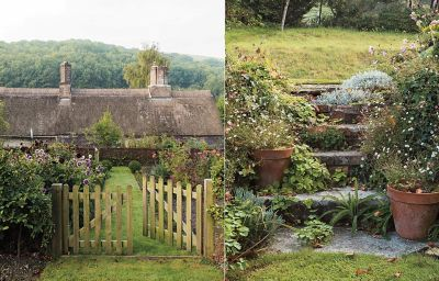 Gardenista in Residence An English Cottage Garden The BLOG at Terrain